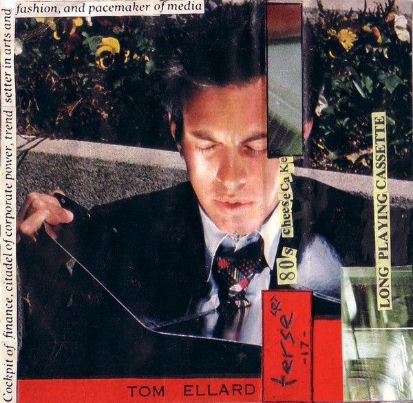 Tom Ellard - Eighties Cheesecake - LP - Dark Entries - DE-076