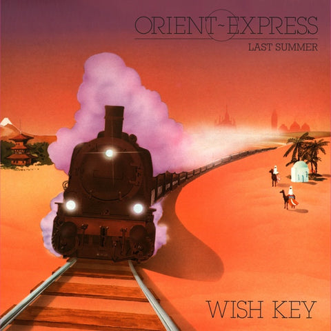"Wish Key - Orient Express - 12"" - Dark Entries - DE-095"
