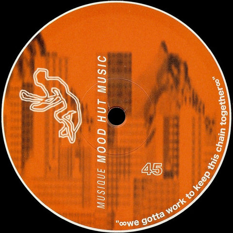 "House Of Doors - Starcave - 12"" -  Mood Hut - MH009"