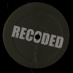 "Black Jazz Consortium - Recoded: Reshapes And Outtakes Pt.1 - 12"" - Soul People Music - SPMCM004-1"