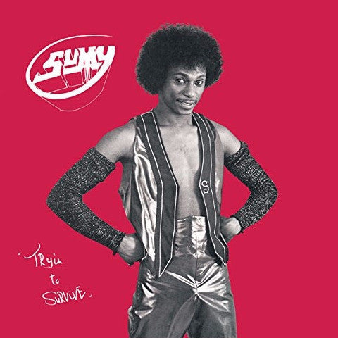 Sumy - Tryin To Survive - LP - Rush Hour - RH-RSS 13