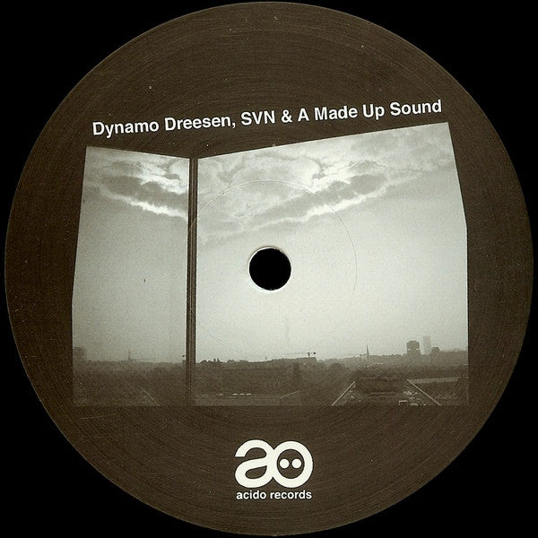 "Dynamo Dreesen, SVN & A Made Up Sound - 12"" - acido 020"