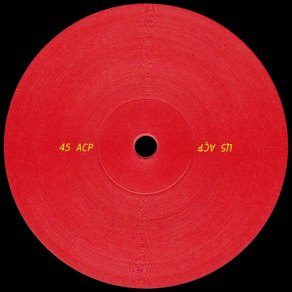 "45 ACP - Turn on the Night - 12"" - Russian Torrent Versions - CCCP 18"