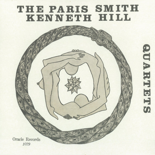 The Paris Smith - Kenneth Hill Quartets - LP - Jazzaggression Records - JALP709