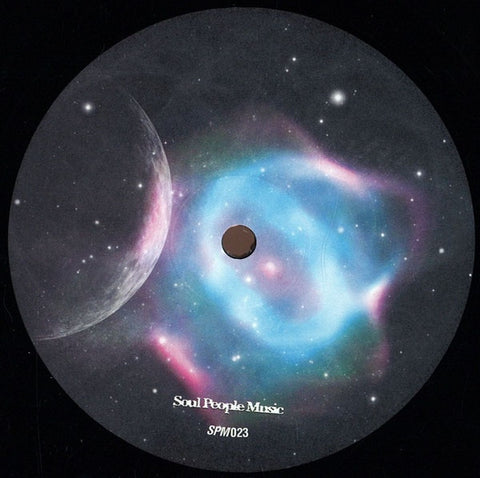"Anomaly - The Phantom Zone EP - 12"" - Soul People Music - SMP023"