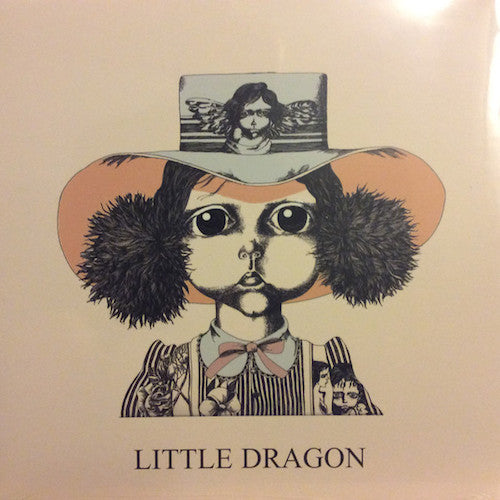Little Dragon - LP - Peacefrog Records - PFG110