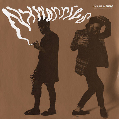 "NxWorries - Link Up & Suede - 12"" - Stones Throw Records - STH2367"