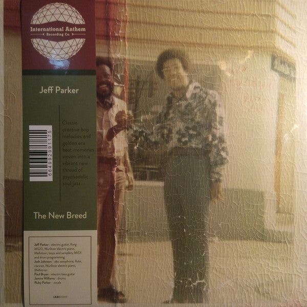 Jeff Parker - The New Breed - LP - International Anthem Recording Company - IARC 0009