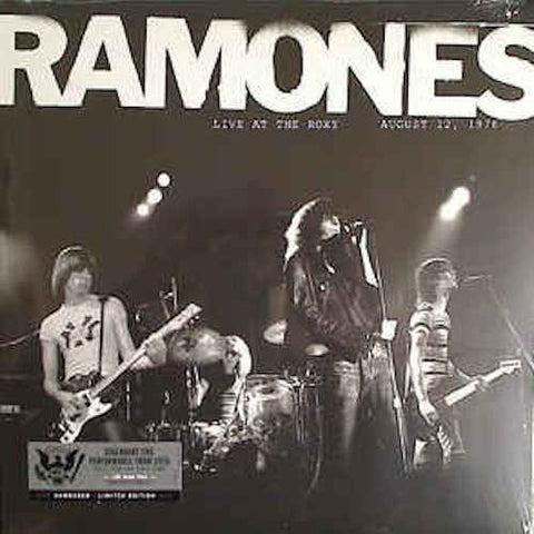 Ramones - Live at the Roxy August 12, 1976 - LP - Sire - R1555357