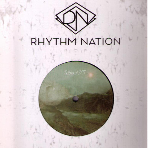 "Tallmen 785 - Stead Fast EP - 12"" - Rhythm Nation - RN002"