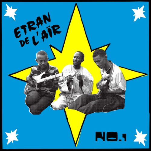 Etran De L'aïr - No. 1 - LP - Sahel Sounds - SS-045