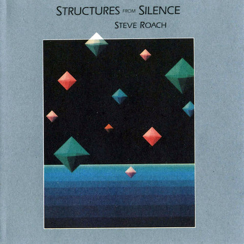 Steve Roach - Structures From Silence - LP - Telephone Explosion Records - TER045