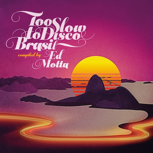 VA - Too Slow to Disco Brasil - 2xLP - How Do You Are? - HDYARE05