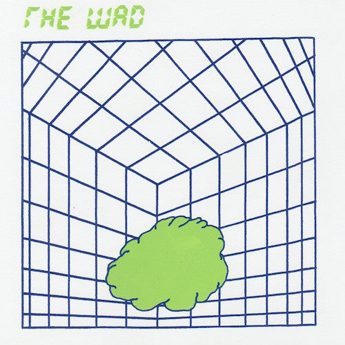 "The Wad - 7"" - Lumpy Records - LR#61"