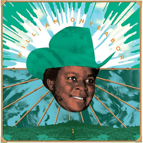 "William Onyeabor - William Onyeabor Vol. 1 - 5xLP + 7"" - Luaka Bop - LB8002LP"