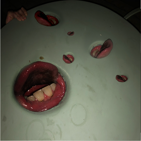 Death Grips - Year of the Snitch - LP - Harvest - 2567785408