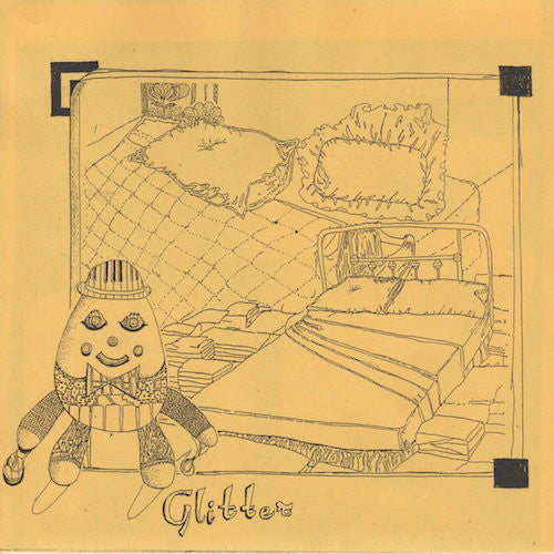 "Glitter - Joy of a Toy - 7"" - Lumpy Records - LRGLITTER"