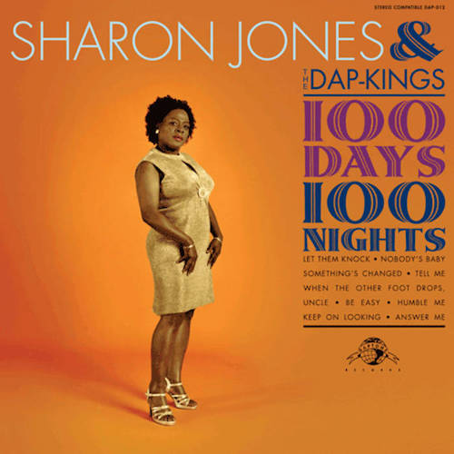 Sharon Jones & the Dap-Kings - 100 Days, 100 Nights - LP - Daptone Records - DAP-012