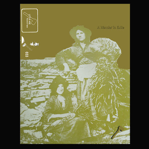 VA - Wander in Exile - CS - Little Axe Records - LAC-033