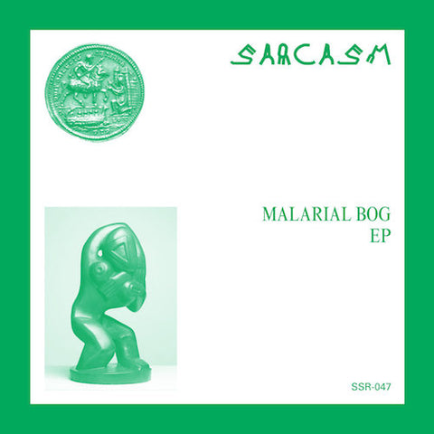 "Sarcasm - Malarial Bog EP - 7"" - Static Shock Records - SSR-047"
