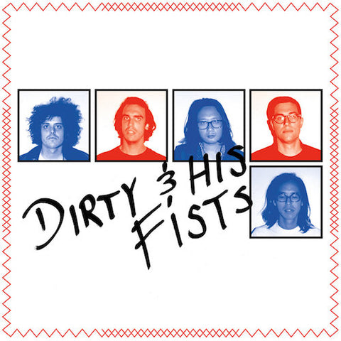 "Dirty & His Fists - 7"" - Feel It Record - FEELIT13"