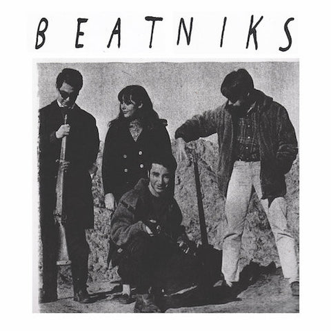 "Beatniks - 7"" - Neck Chop Records - CHOP-006"