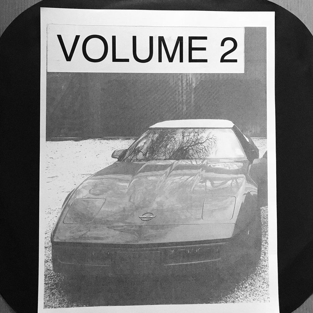 "VA - Machine Funk Is Our Game Volume 2 - 12"" - Kraftjerkz - KJ 033"