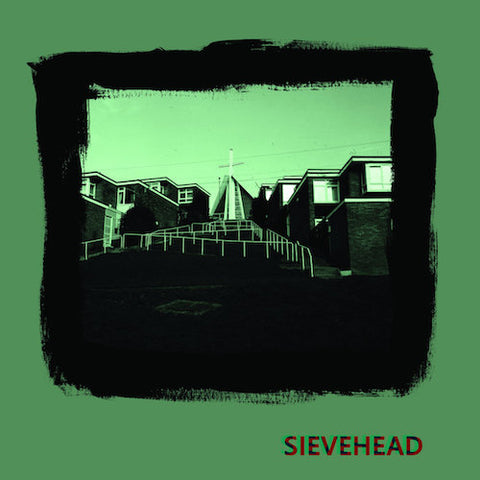 "Sievehead - Buried Beneath - 7"" - Static Shock Records - SSR039"