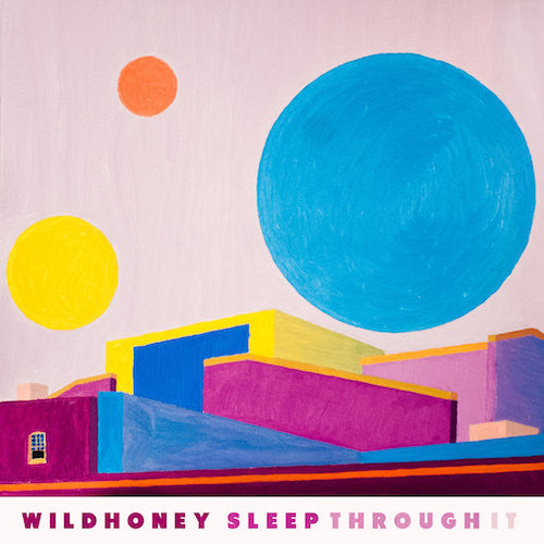Wildhoney - Sleep Through It - LP - Deranged Records - DY262