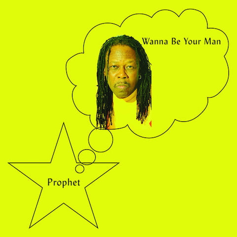 Prophet - Wanna Be Your Man - LP - Stones Throw Records - STH2385