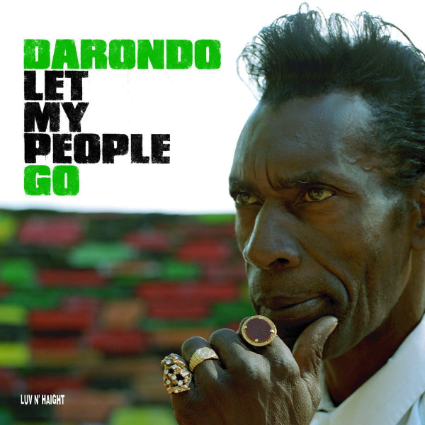 Darondo - Let My People Go - LP - Luv n' Haight - LHLP048