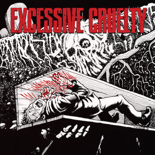 "Excessive Cruelty - 12"" - Sorry State - SSR-86"