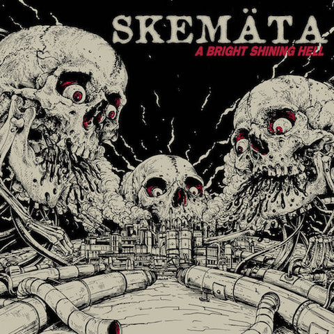 "Skemäta - A Bright Shining Hell - 12"" - Sorry State - SSR-84"