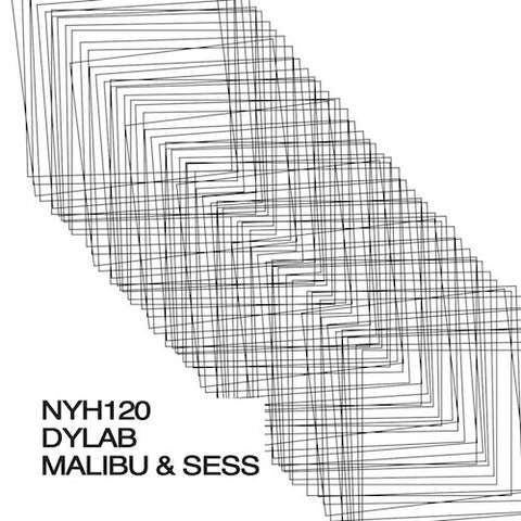 Dylab - Malibu & Sess - CD - New York Haunted - NYH120
