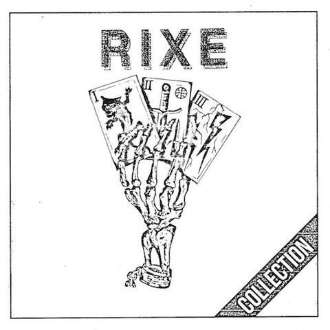 Rixe - Collection - LP - La Vida Es Un Mus - MUS155