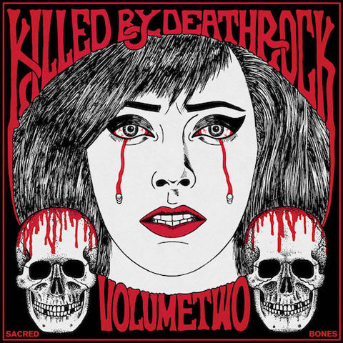VA - Killed by Deathrock - Volume Two - LP - Sacred Bones Records - SBR-3019