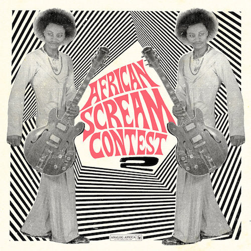 VA - African Scream Contest 2 - 2xLP - Analog Africa - AALP086