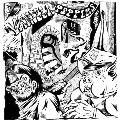 "Vanilla Poppers - 12"" - Lumpy Records - LR82"