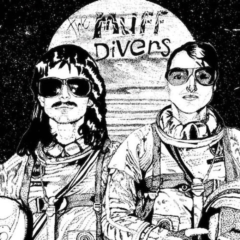 Muff Divers - Dreams of the Gentlest Texture - LP - Lumpy Records - LR-77