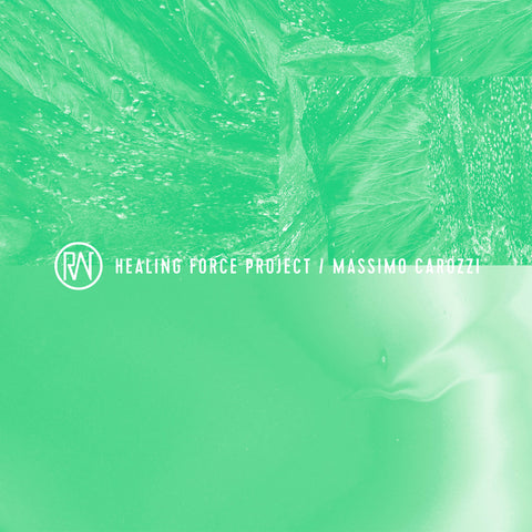 Healing Force Project / Massimo Carozzi - Random Numbers Split Series Vol.4 - CS - Random Numbers - RN 010