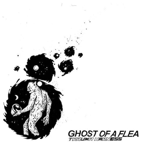 "Trauma Harness - Ghost of a Flea - 7"" - Lumpy Records - LR75"