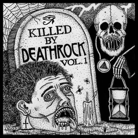 VA - Killed By Deathrock Vol. 1 - LP - Sacred Bones Records - SBR-3014