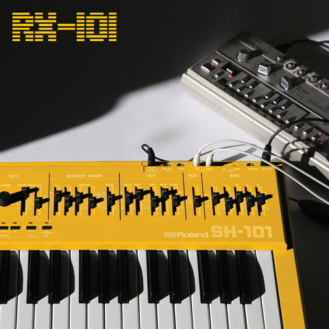 "RX-101 - EP 3 - 12"" - Suction Records - suction40"