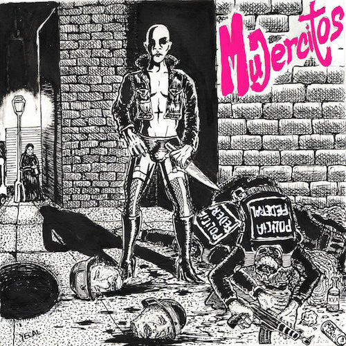 "Mujercitos - 7"" - Not Normal Tapes - NNT049"