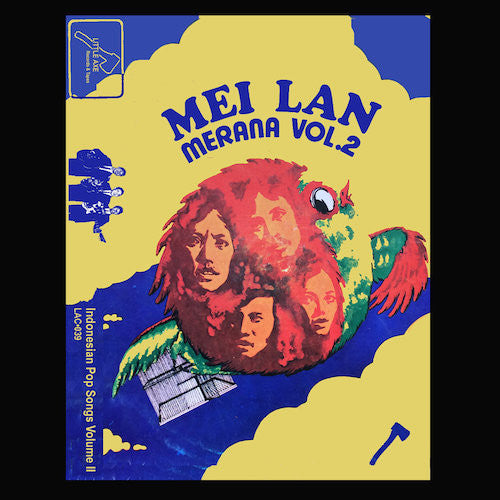 VA - Mei Lan Merana Vol. II - CS - Little Axe Records - LAC-039