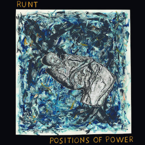 "Runt - Positions of Power - 12"" - La Vida Es Un Mus - MUS164"