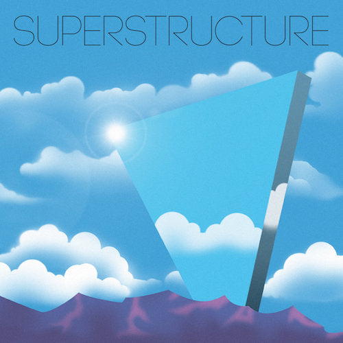 "Superstructure - Out at the Deep End - 7"" - Names You Can Trust - NYCT-7019"