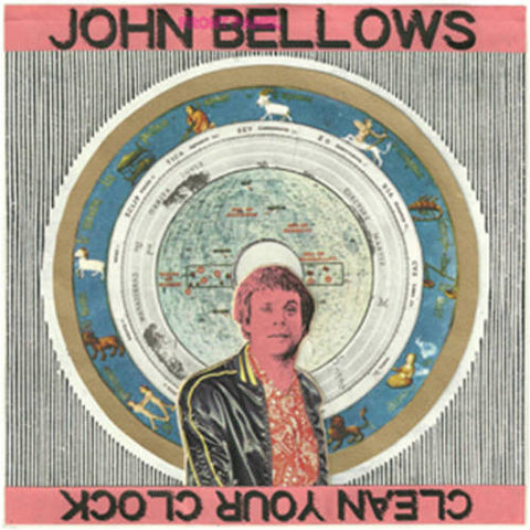 John Bellows - Clean Your Clock - LP - Moniker Records - MNKR-001