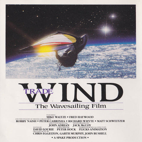 VA - Tradewind: The Wavesailing Film - LP - Pacific City Sound Visions - PCSV37
