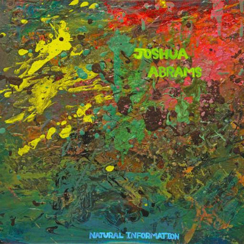 Joshua Abrams - Natural Information - LP - Aguirre Records ‎- ZORN72